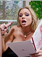 Unforgettable hooker Briana Banks can