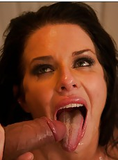 Charming hooker Veronica Avluv loves to be drilled in hardcore style