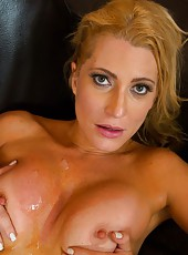 Jolly bitch Jennifer Best prefers to be drilled hard and creampied