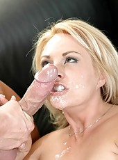Classy blonde Sindy Lange needs to be pounded like all naughty curves
