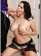 Spoiled curve Missy Martinez gets naughty with her neighbor and bangs hard