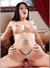 Delicate hussy Olivia O