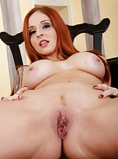 Goodly milf Paris Kennedy masturbates and needs to swallow a wiener