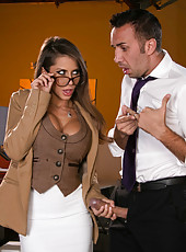 Victorious and perfect MILF Madison Ivy likes to be drilled from behind