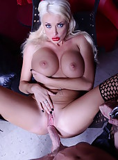Amazing lady Summer Brielle fucking with her friend and delivering pleasure