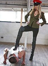 Dreamy whore Lexi Lowe gets naughty with her friend in various places