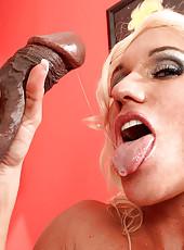 Ashlee Chambers, Black-cock Slut