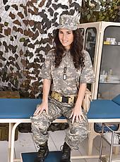 In the Army Jess sucks