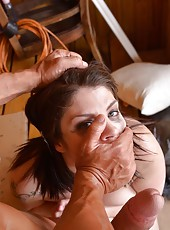 Lucia Love assfucked & humiliated