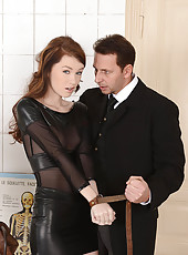 Misha Cross gets pounded hard