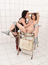 Mistress Fists Her Sub