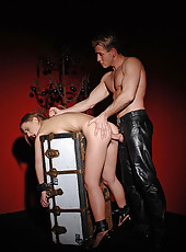 Alice Miller bound & abused at Xmas