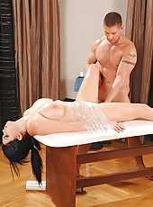 Hot bound Shione Cooper gets fisted