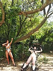 LaTaya & Ricky have hot lesbian fun