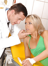 Hot deviant action at doctor