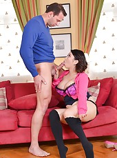 Tigerr Benson ass and foot fucked