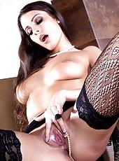 High heeled leg Mistress Lia Taylor