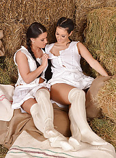 Babes In Long Socks & Mary Janes