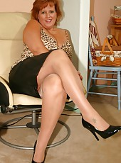 Pantyhose Wife Dawn Marie