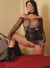 Gia In Sex Slave Bondage