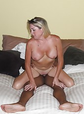 Taylor Gets Her First BBC!