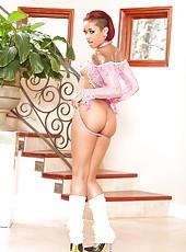 Lingerie Ass